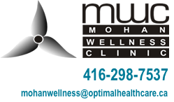 Mohan Wellness Clinic Logo